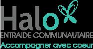 Logo Le Halo - Entraide Communautaire